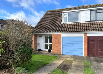 Thumbnail 3 bed end terrace house for sale in Rudgwick Close, Portchester, Fareham, Hampshire