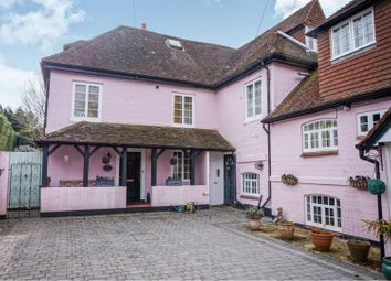 Thumbnail 2 bed flat for sale in Chevening Road, Chipstead