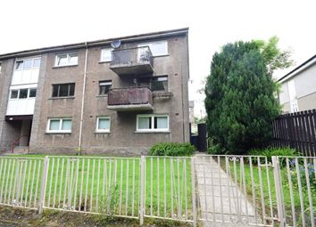 Thumbnail 3 bed flat for sale in Kirkness Street, Airdrie