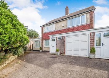 Thumbnail 3 bed detached house for sale in Lulworth Avenue, Goffs Oak, Waltham Cross, Hertfordshire