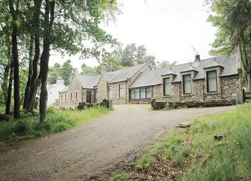 Thumbnail 6 bed detached house for sale in Glass, Huntly