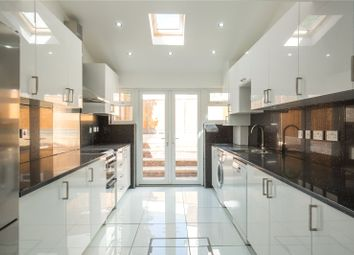 Thumbnail 5 bed end terrace house to rent in Woodcote Avenue, Mill Hill, London