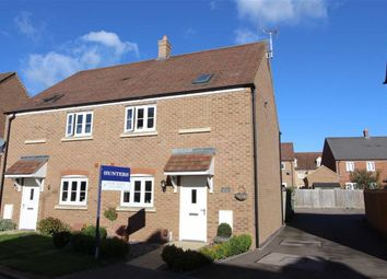 Thumbnail 3 bed semi-detached house for sale in Linnet Way, Leighton Buzzard