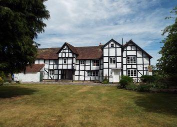 Thumbnail 4 bed farmhouse to rent in Court Farm House, Himbleton