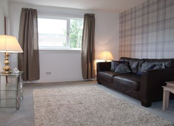 Thumbnail 1 bed flat to rent in Oban Court, Glasgow
