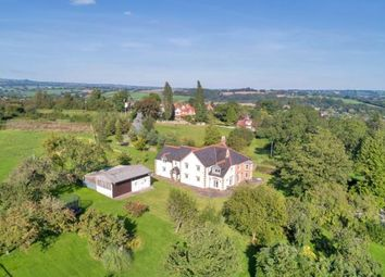 Thumbnail 6 bed detached house for sale in Denstone, Uttoxeter, Staffordshire