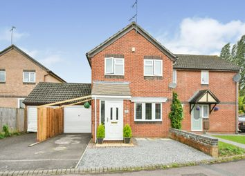 Thumbnail 3 bed semi-detached house for sale in Olive Grove, Swindon