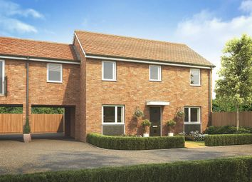 "Thumbnail 3 bed semi-detached house for sale in ""Clayton Variant"" at Plover Road, Stanway, Colchester"