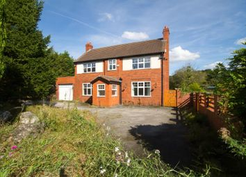 Thumbnail 4 bed detached house for sale in Tarbock Green, Prescot