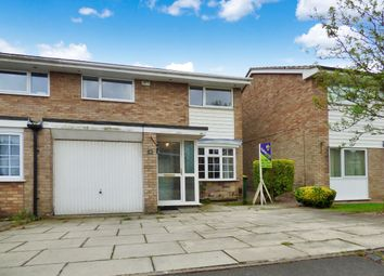 Thumbnail 3 bed semi-detached house for sale in Eskdale Close, Fulwood