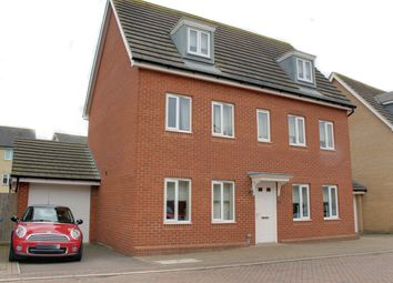 Thumbnail 5 bed detached house for sale in Blenheim Close, Upper Cambourne, Cambourne, Cambridge