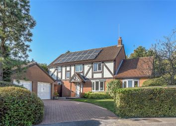 Thumbnail 4 bed detached house for sale in Fletcher Gardens, Binfield, Berkshire