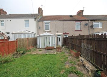 Thumbnail 3 bedroom terraced house for sale in Pasture Row, Eldon, Bishop Auckland