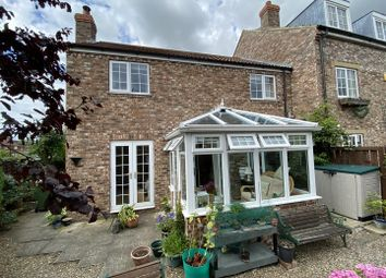 Thumbnail 3 bed end terrace house for sale in Back Lane, Sowerby, Thirsk