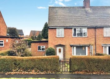 Thumbnail 3 bed semi-detached house for sale in Beech Road, Madeley