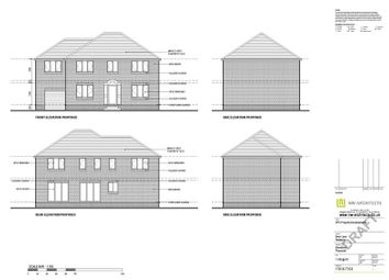 Thumbnail 4 bed detached house for sale in Briar Lane, Newland, Selby