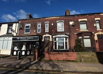 Thumbnail 2 bed terraced house to rent in Bury Road, Breightmet, Bolton