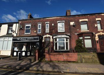 Thumbnail 2 bedroom terraced house to rent in Bury Road, Breightmet, Bolton