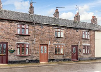 Thumbnail 2 bed terraced house for sale in Sandbach Road, Stoke-On-Trent, Cheshire East