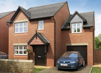 "Thumbnail 4 bed detached house for sale in ""Dee"" at Grange Avenue, Oldham"