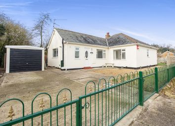 Thumbnail 3 bedroom detached bungalow for sale in Black Horse Road, Clenchwarton, King's Lynn