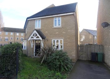 Thumbnail 3 bed detached house for sale in Jilling Ing Park, Dewsbury, West Yorkshire