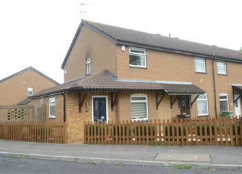 Thumbnail 2 bed end terrace house for sale in Gilroy Close, Longwell Green, Bristol