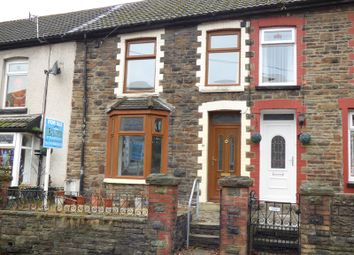 2 bed terraced house for sale in Dunraven Place, Ogmore Vale, Bridgend. CF32