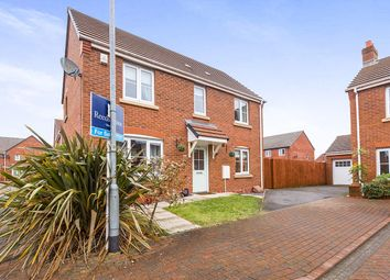 Thumbnail 3 bed detached house for sale in Home Park Drive, Buckshaw Village, Chorley