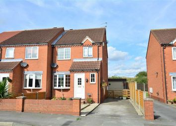 Thumbnail 3 bedroom semi-detached house for sale in Sandhall Drive, Goole