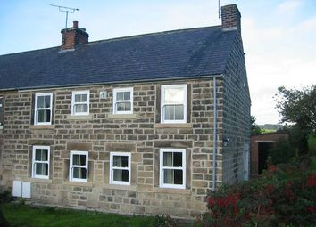 Thumbnail 4 bed property to rent in Temperance Hill, Woolley Moor, Nr Ashover