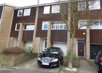 Thumbnail 4 bed town house for sale in Sorrel Bank, Linton Glade, Forestdale, Croydon