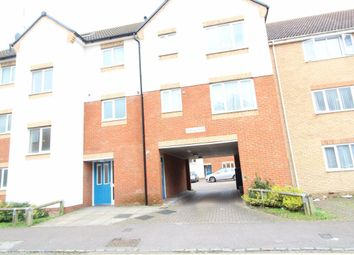 Thumbnail 1 bed flat to rent in Sarum Road, Leagrave, Luton