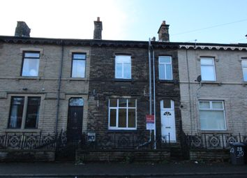 Thumbnail 2 bed terraced house to rent in Sharpe Street, Heckmondwike, West Yorkshire