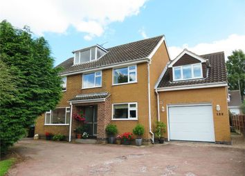 Thumbnail 5 bed detached house for sale in Alfreton Road, Underwood, Nottingham