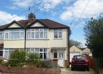 Thumbnail 3 bed semi-detached house for sale in Greenway Lane, Chippenham