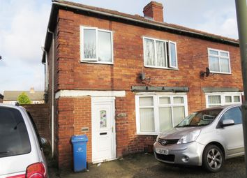 Thumbnail 3 bed semi-detached house for sale in Osmaston Park Road, Allenton, Derby