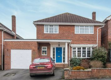 Thumbnail 4 bed detached house for sale in Cedar Wood Close, Fair Oak, Eastleigh