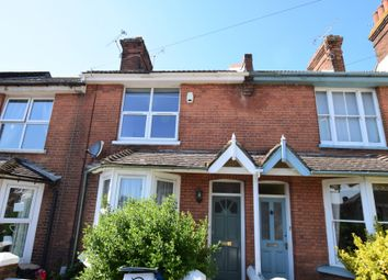 Thumbnail 2 bed terraced house to rent in Eastern Avenue, Ashford, Kent