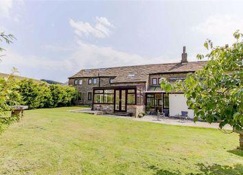 Thumbnail 5 bed farmhouse for sale in Laund Lane, Haslingden, Lancashire
