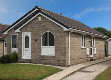 Thumbnail 3 bed detached bungalow for sale in Woodhall Court, Calverley, Pudsey