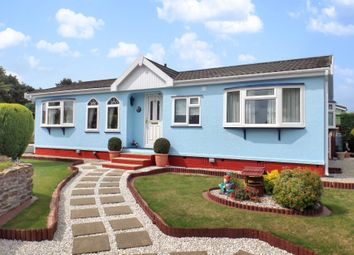 Thumbnail 2 bed detached bungalow for sale in Croft Farm Park, Luxulyan, Bodmin