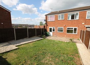 Thumbnail 2 bed maisonette to rent in Prestbury Close, Worcester