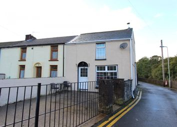 Thumbnail 2 bed end terrace house for sale in Brook Street -, Porth