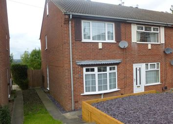 Thumbnail 3 bed terraced house to rent in Chesterman Close, Awsworth, Nottingham