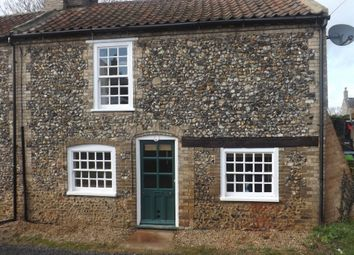 Thumbnail 2 bed property to rent in White Lion Cottages, The Street, Croxton