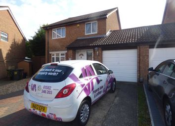 Thumbnail 4 bed semi-detached house to rent in Leygreen Close, Luton