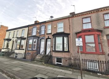 Thumbnail 4 bed terraced house for sale in Claughton Road, Wirral