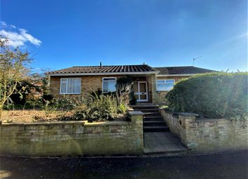 Thumbnail 3 bed detached bungalow for sale in Fraser Close, Daventry