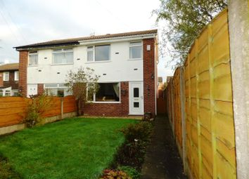 Thumbnail 3 bed semi-detached house for sale in Minsmere Walks, Stockport